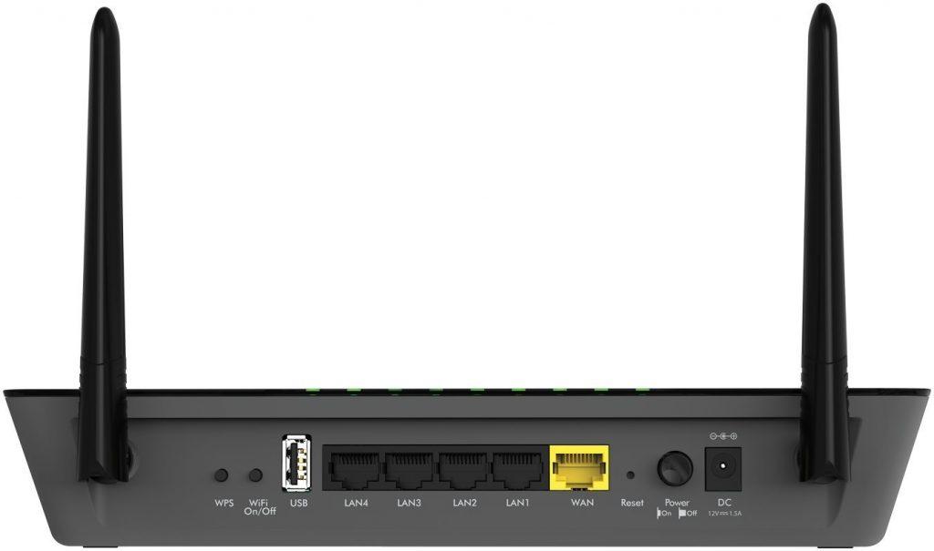 router Wi-Fi Netgear AC1200