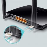 router Wi-Fi TP-Link TL-MR6400