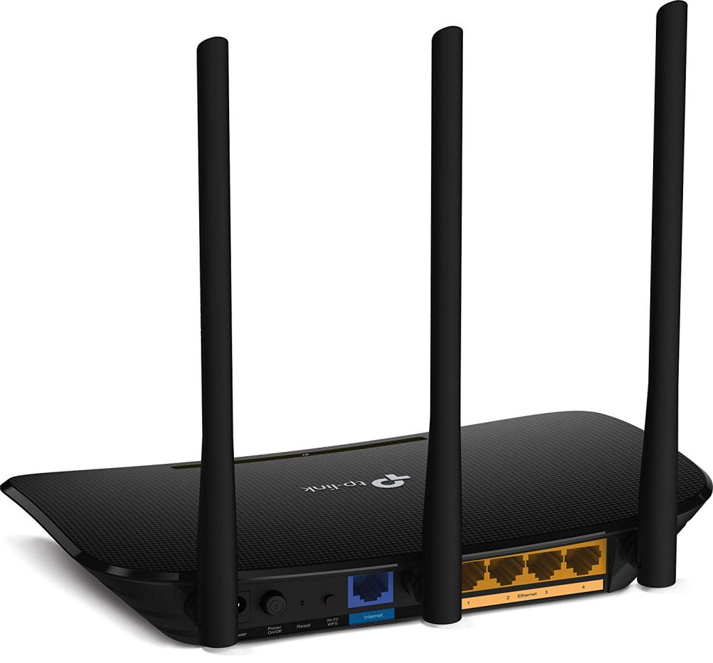 router Wi-Fi TP-Link TL-WR940N N450